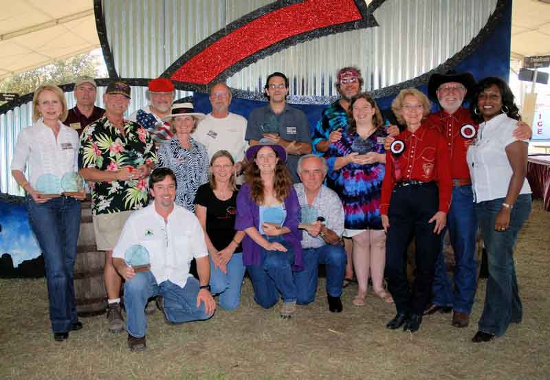 2008 GrapeFest 1st Place Winners