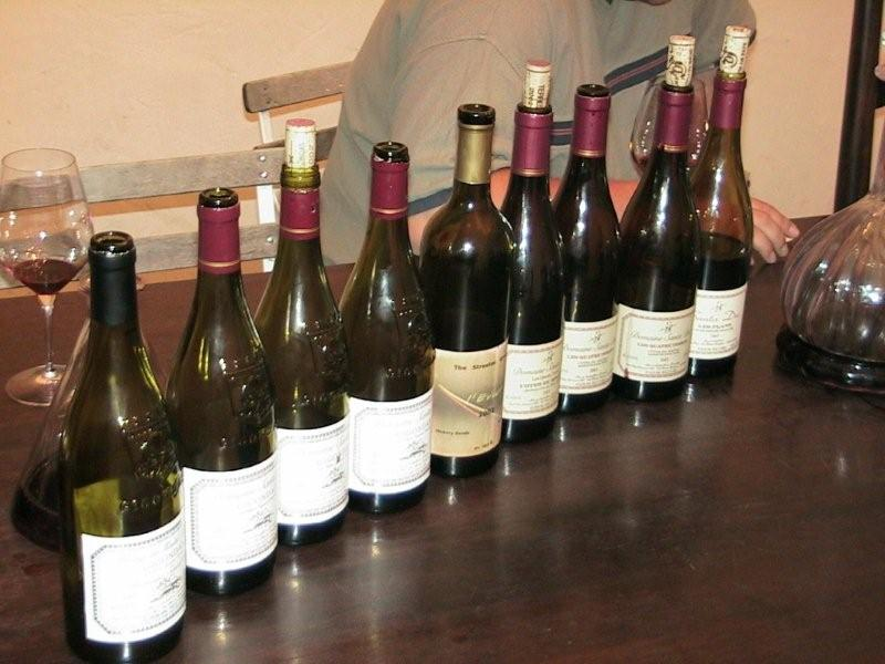 Texas and French Wines