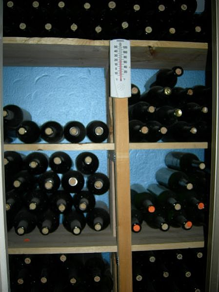 Simple Closet Cellar