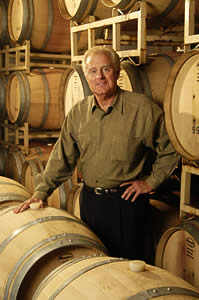 Ed Auler of Fallcreek Vineyards