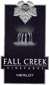 Fall Creek Reserve Merlot