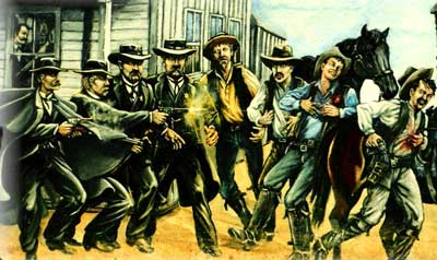 Shoot Out at the OK Corral