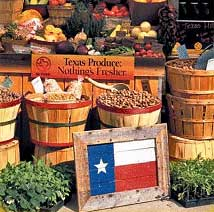 Texas Produce at a Market Near You