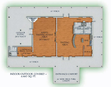 Wedding Venue Buildings Floor Plans further Small Chiropractic Office Floor Plan in addition Floor Plan Micro Winery also Urban Home Design San Jose Ca also 29616. on floor plan micro winery