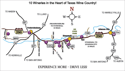 Map Of Texas Wineries.Messina Hof Hill Country Grand Opening Of Tractors Terroir And A