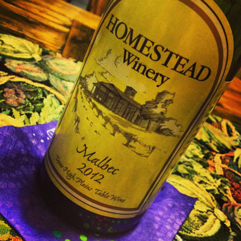 Homestead-Malbec